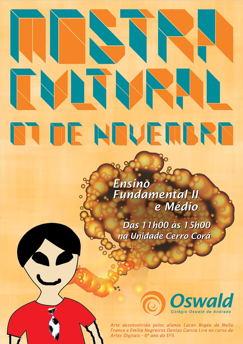 Mostra Cultural Cerro Cora 2015