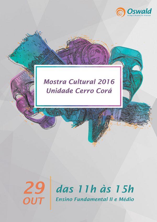 Mostra Cultural Cerro Cora 2016