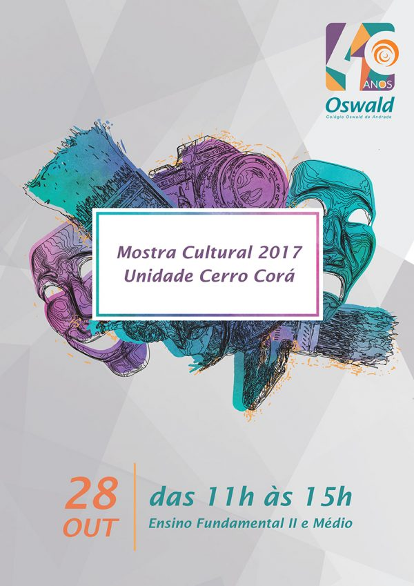 Mostra Cultural Cerro Cora 2017