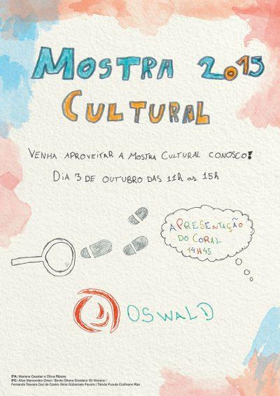 Mostra Cultural Girassol 2015