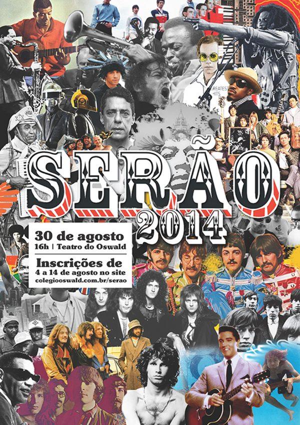 cartaz serão 2014