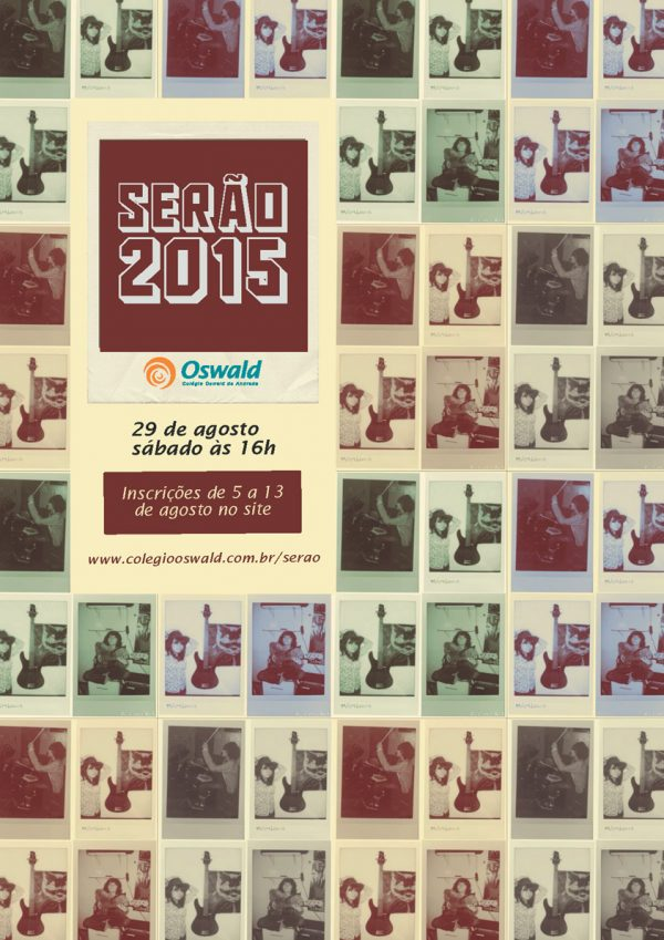 cartaz serão 2015