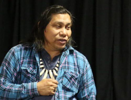 Conversa com Daniel Munduruku
