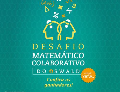 III Desafio Matemático Colaborativo do Colégio Oswald de Andrade – Edição virtual